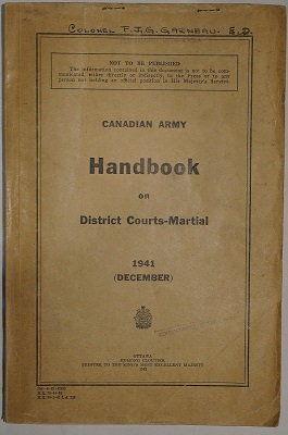 2016 manual for courts martial