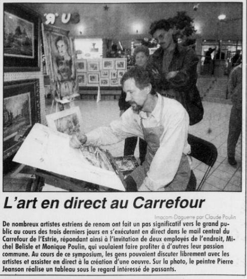 Canadian Painters J Peintres Canadiens J